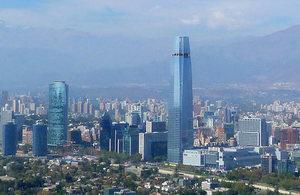 Santiago Business District