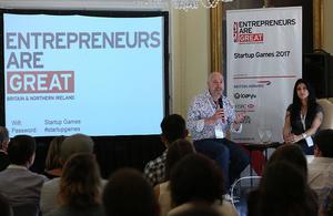 Ideas, emprendedores e inversiones en los primeros Startup Games de la Argentina