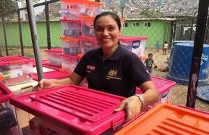 El Reino Unido realiza donaciones de más de US$400,000 para el apoyo a las víctimas de las inundaciones en Perú