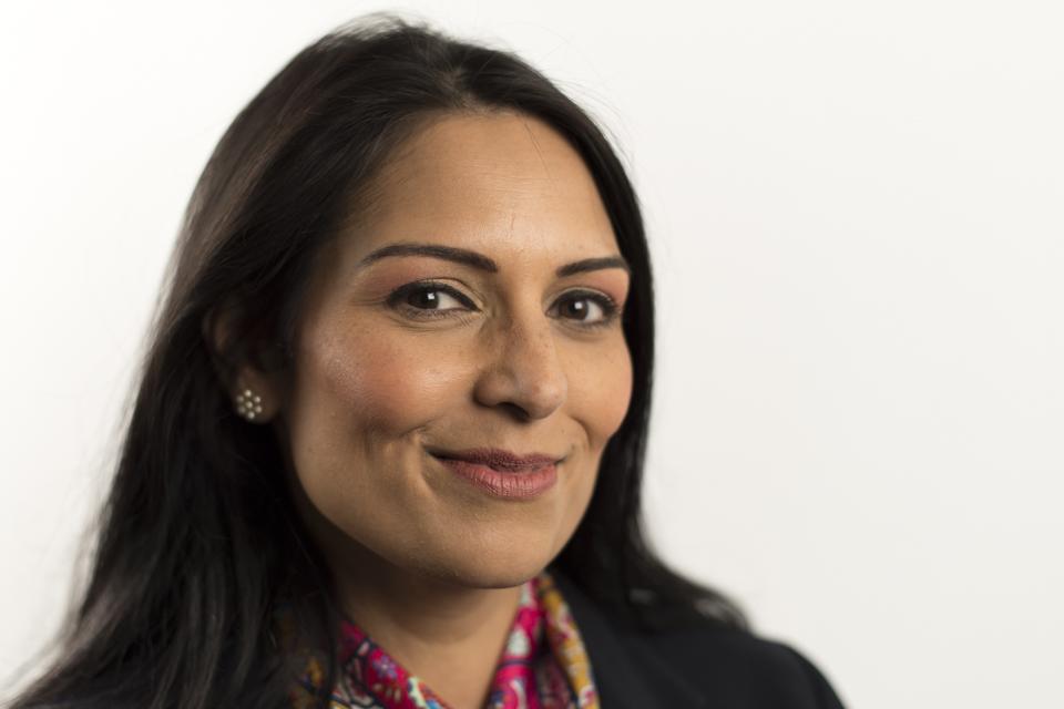 Read the 'Priti Patel: Speech at Landmine Free World 2025 event' article