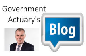 Government Actuary's Blog: Periodic review of rules about State Pension age