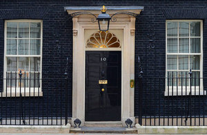 Number 10 Downing