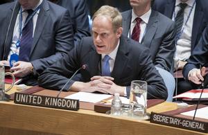 Matthew Rycroft UN Security Council