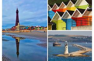locations of marine planning workshops