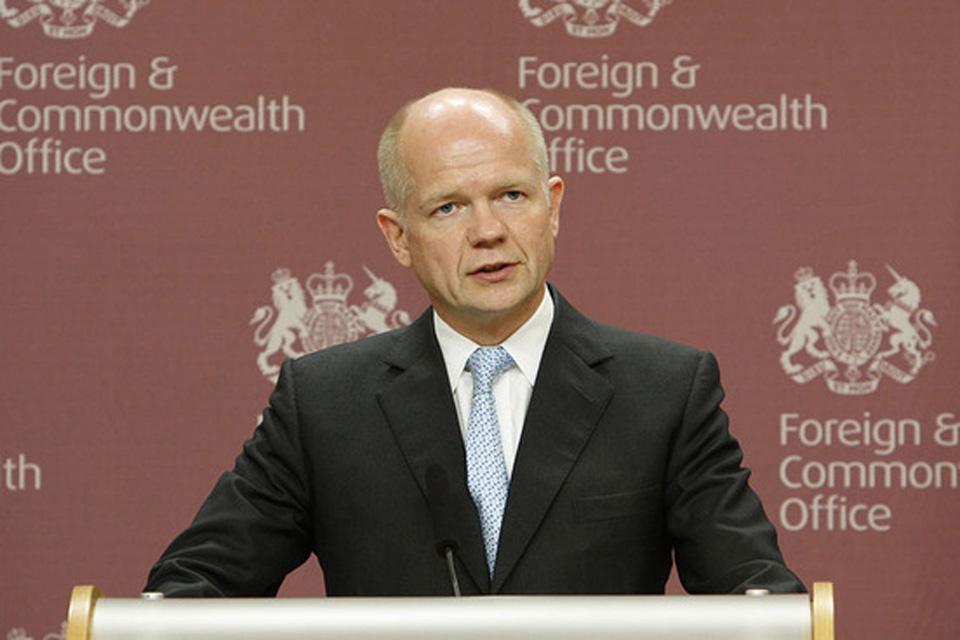 Foreign Secretary