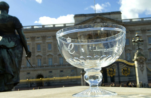 Read the 'Over 170 British businesses recognised for enterprise excellence on Her Majesty's 91st birthday' article