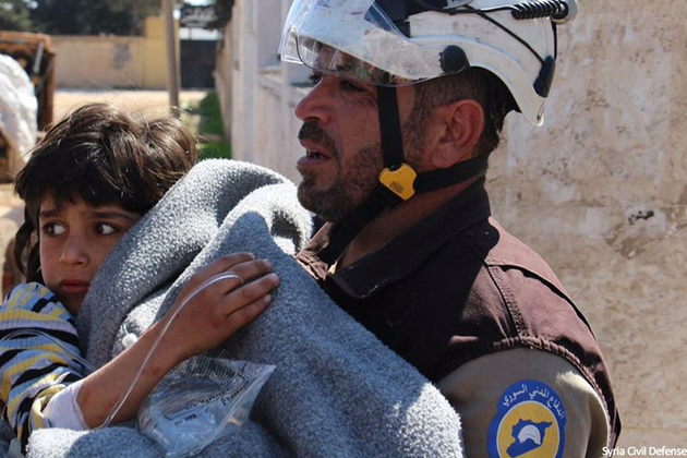 Syria Civil Defence, Idlib