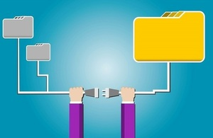 connecting digital leads