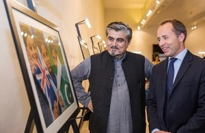 PNCA hosts photo exhibition to showcase 70 years of UK – Pakistan relationship