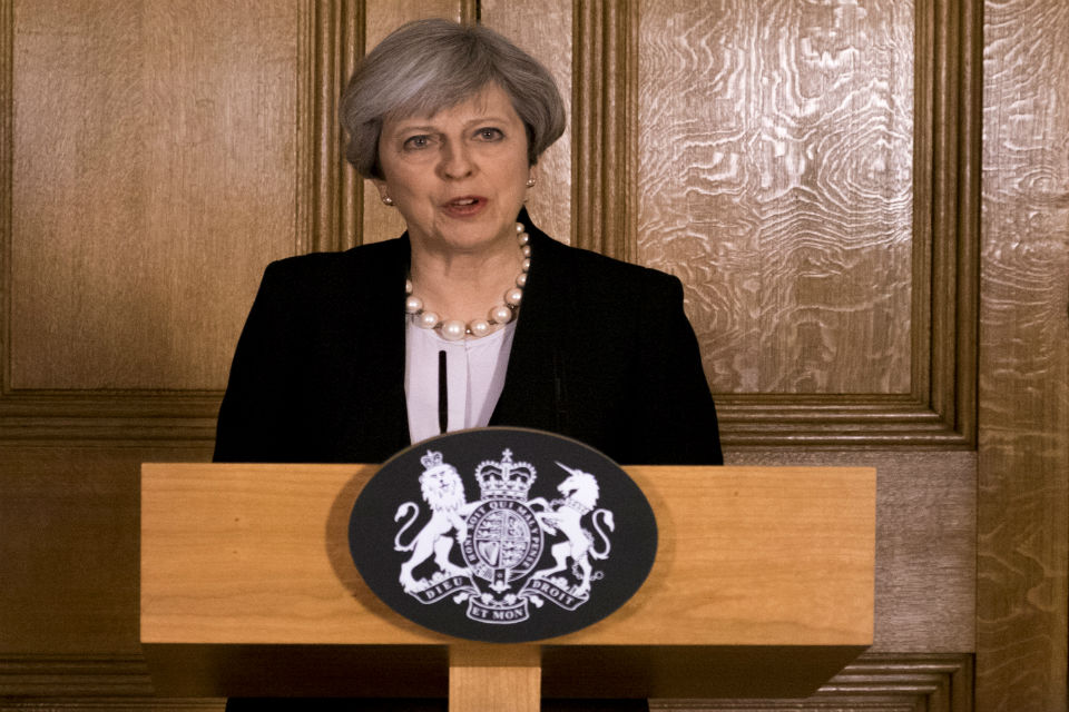 Theresa May gave a statement following the second COBR meeting on the Manchester attack and announced the threat level has been raised to critical.           I have just chaired another meeting of COBR, where we again discussed the callous and cowardly terrorist attack in Manchester last night, and...