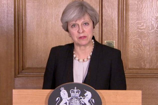 UK Threat Level raised