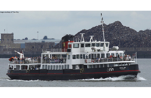 Photograph of Royal Iris of the Mersey courtesy of Trev Dry