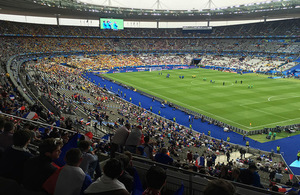 France vs England Travel Advice
