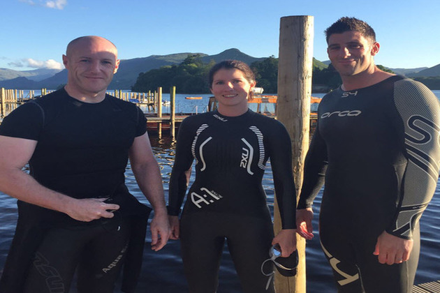 CNC officers tackle Ironman challenge this weekend in memory of late colleague
