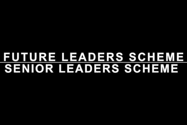 Future Leaders and Senior Leaders schemes graphic