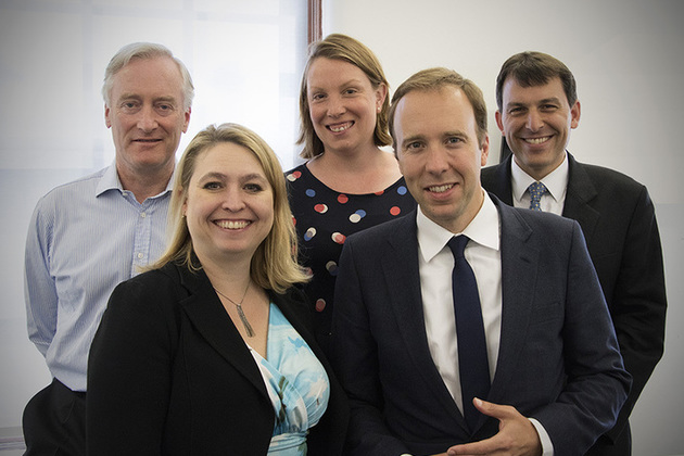 DCMS Ministers