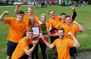 GSK crowned apprentice team of the year