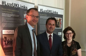 LuxUKLinks exhibition touring Luxembourg