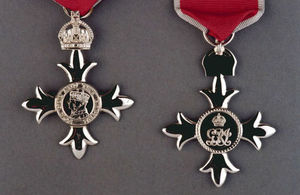 Her Majesty The Queen honours Hong Kong residents
