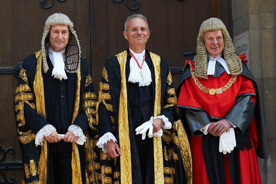 Lord Chancellor Swearing In Speech David Lidington Gov Uk