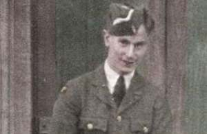 Flight Sergeant (Flt Sgt) Frank Edward Reed (Copyright Reed family) All rights reserved