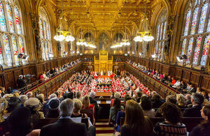 The Lords Chamber