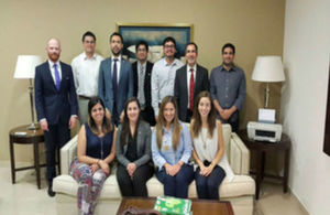 Ex scholars create the Chevening Alumni Association of Paraguay