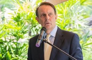 HMA to Venezuela John Saville