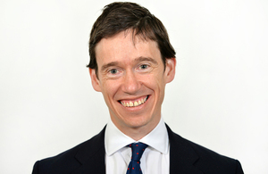 Rory Stewart, Minister for Africa