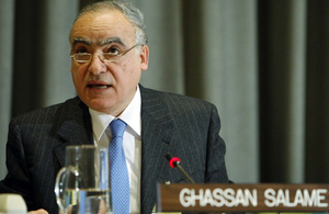 New UN SRSG for Libya
