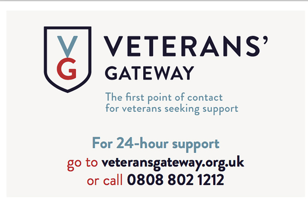 Read 'New gateway will help veterans get support on civvy street' article from MOD