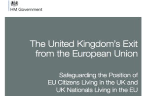 Safeguarding the position of EU nationals in UK and UK nationals in EU