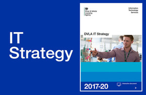 DVLA IT Strategy 2017-2020