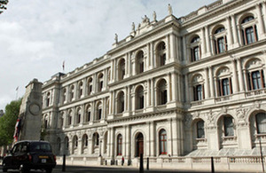 Read the 'Foreign Secretary joins crucial Cyprus settlement talks in Switzerland offering full UK support' article