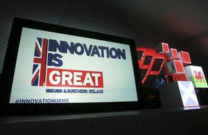Innovation UKMX Campaign