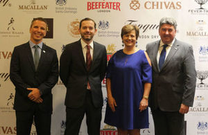Ambassador offers a reception in honor of Her Majesty The Queen