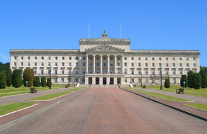 Parliament Buildings, Belfast, Northern Ireland