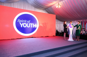 UK launches Spirit of Youth campaign in China