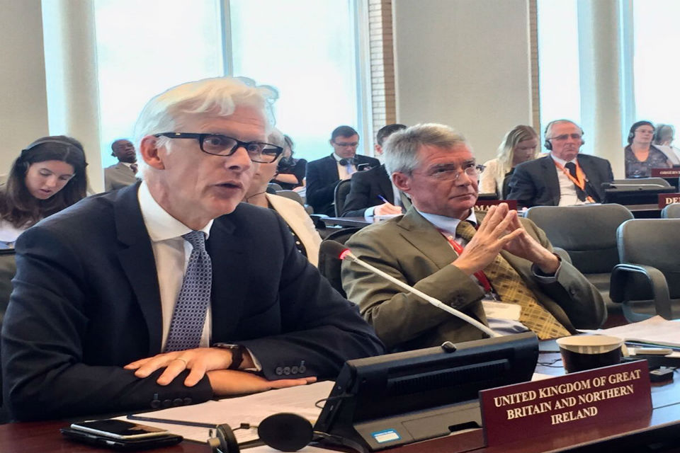 55th Special Session of OPCW Executive Council
