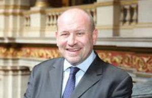 Guy Warrington, British High Commissioner