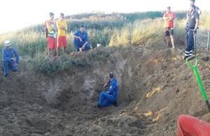 Sand Hole exercise