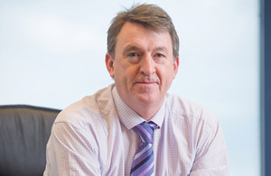 RPA Chief Executive, Paul Cadwell