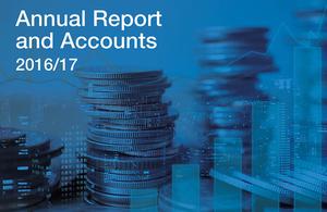 generic annual report image