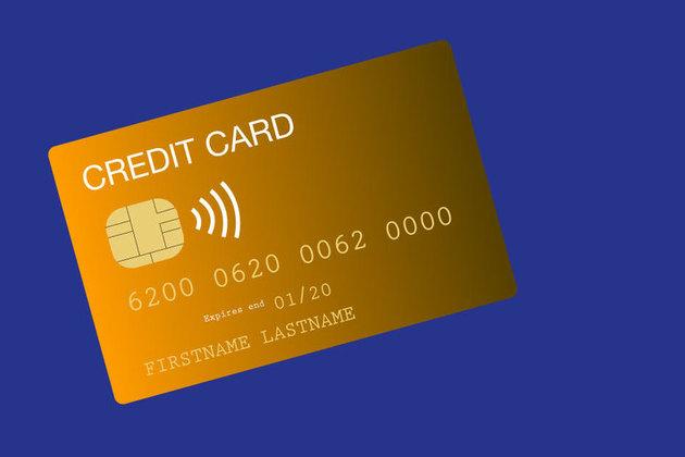 credit card graphic