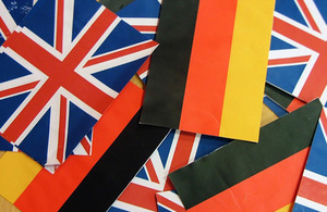 Read 'Joint statement on expansion of UK-German youth and school exchange'