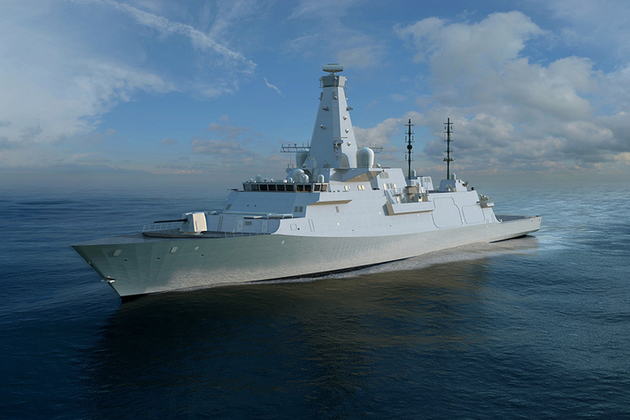Defence Secretary Sir Michael Fallon has announced that HMS Glasgow will be the first new Type 26 frigate