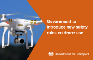 New safety rules on drone use.
