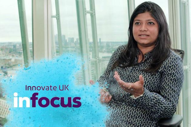 Joyeeta Das, Founder and CEO, Gyana