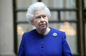 Message from Her Majesty Queen Elizabeth II