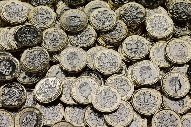 New pound coins